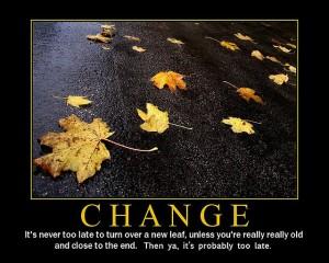 change leaf