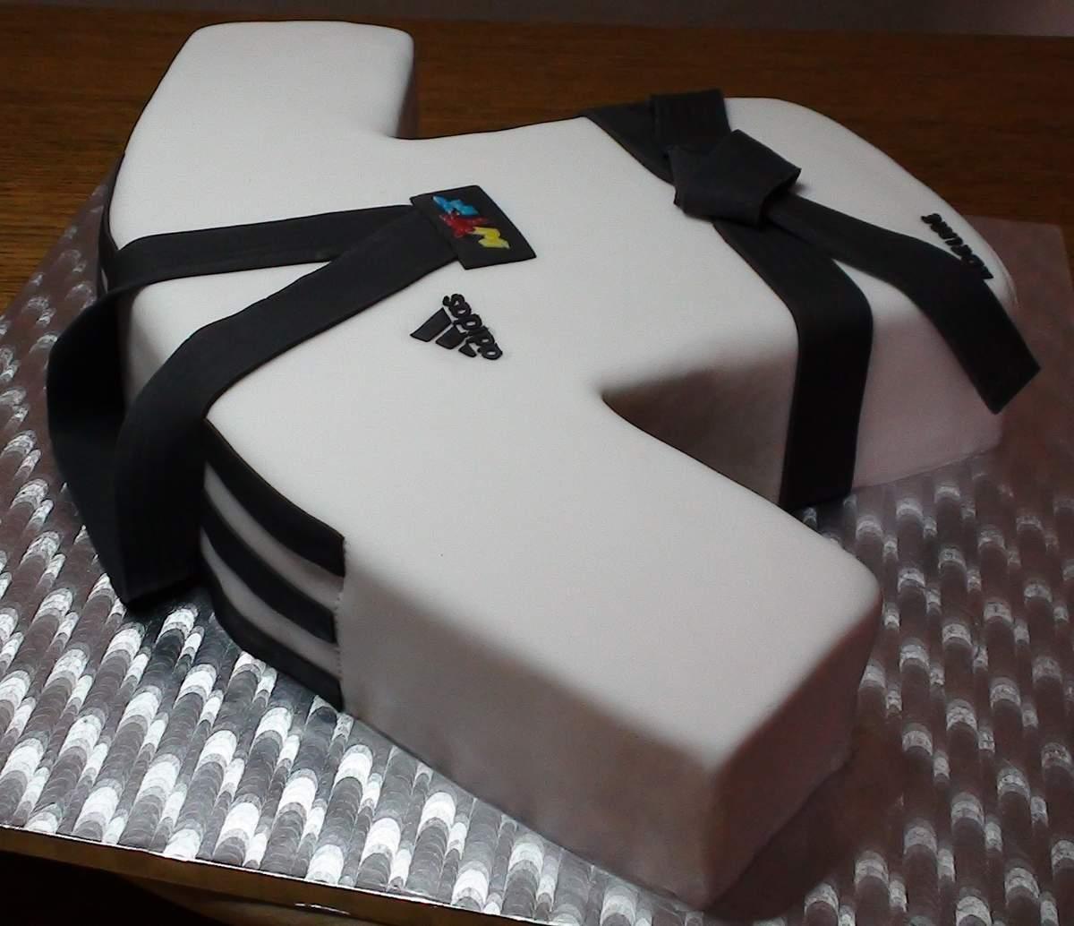 Birthdays Little Black Belt