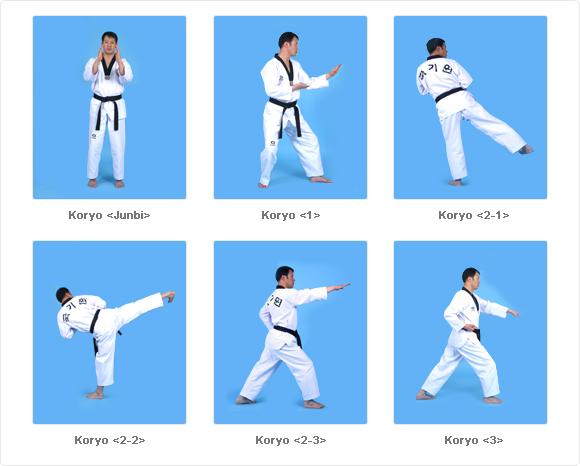 The Poomsae Series: Koryo, or Managing Change Like a Black Belt ...