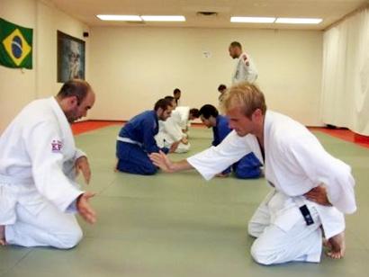 BJJ white belts