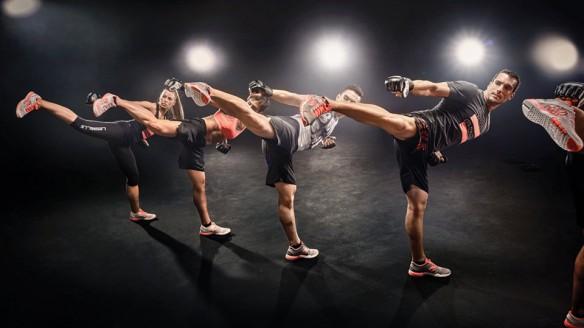 A Black Belt Takes LesMills Body Combat Class